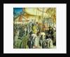 Merry-Go-Round by Eustace Nash