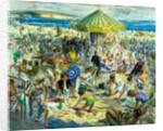 Sunday at Weymouth by Eustace Nash