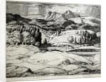 The Langdales from Tarn How by Leslie Moffat Ward