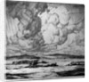 Storm Clouds on a Lakeland River by Leslie Moffat Ward
