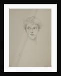 Mrs J. Bagot by Violet Lindsay Manners the Dutchess of Rutland