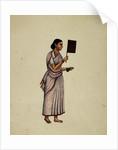 Mullebar Beggar's Wife by Indian School