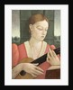 Woman with a Guitar by John Downton