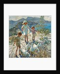 A Cornish Holiday by Dorothea Sharp