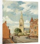 St. Peter's Church, Bournemouth by Reginald Ernest Arnold