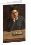 The Awakening - Studying Galileo by Reginald Ernest Arnold