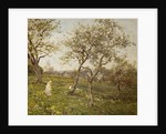 The Orchard by James Aumonier
