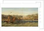 Bournemouth from the Sea by John Wilson Carmichael