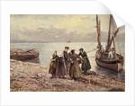 Fisherwomen by Gustave De Breanski