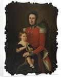 Portrait of John William Ellis by Coraly De Fourmond