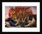 Aurora Triumphans by Evelyn De Morgan