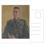Group Captain C.A. Bouchier O.B.E., D.F.C. by Thomas Cantrell Dugdale