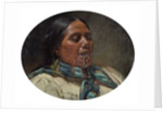 Maori Woman by Charles Frederick Goldie