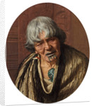 A Maori Chieftainess by Charles Frederick Goldie
