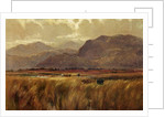 Morning; Scotland by H. Hadfield Cubley