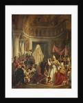 The Submission of the Emperor Barbarossa by Solomon Alexander Hart