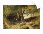 A Woodland Ride by Abraham Hulk Snr