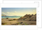 Summer Evening Broad Haven Sands by David James