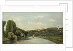 Yacht sur la Riviere by Stanislaus Victor Edovard Lepine