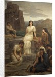 Jephthah's Vow; In the Wilderness by Edwin Longsden Long