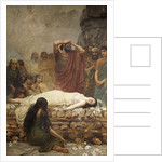 Jephthah's Vow; The Martyr by Edwin Longsden Long