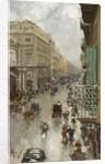 Wet Street, Naples by Vincenzo Migliaro