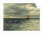Seascape by Henry Moore