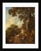 A Woodland Scene by George Morland