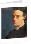 Rev E.J.G. Forse, MA by Reginald Price