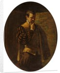 Frank Tyars as Borachio in 'Much Ado About Nothing' by Sir Johnston Forbes Robertson
