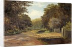 Westover Walks Bournemouth 1883 by W. H. Whitby