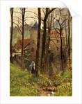 The Old Mill, Boulogne by Charles W. Wyllie