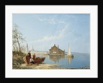 Coastal Scene by William Raymond Dommerson