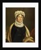 Portrait of Mrs William Clark by British School
