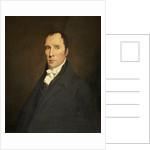 Portrait of William Clark JP of East Woodside Glasgow by British School