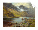 Pass at Brander by Louis Bosworth Hurt