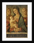 Madonna and Child with Saints Lawrence and Margaret of Antioch by Francesco Bonsignori