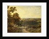 Surrey Hills, Looking Towards Guildford by George Vicat Cole