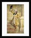 Lewis Waller as Monsieur Beaucaire by The Honourable John Collier