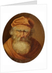 Portrait of an Old Man by Anonymous