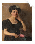 Portrait of a Woman by G. Penton Fisher