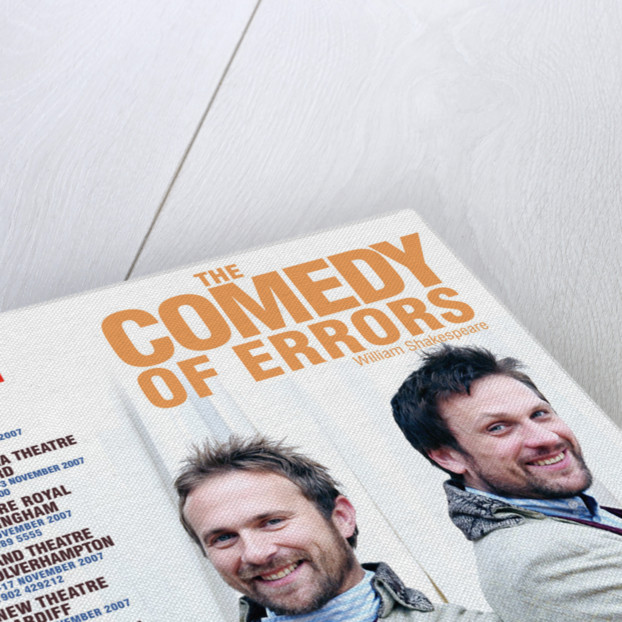 The Comedy of Errors, 2007 by Nancy Meckler