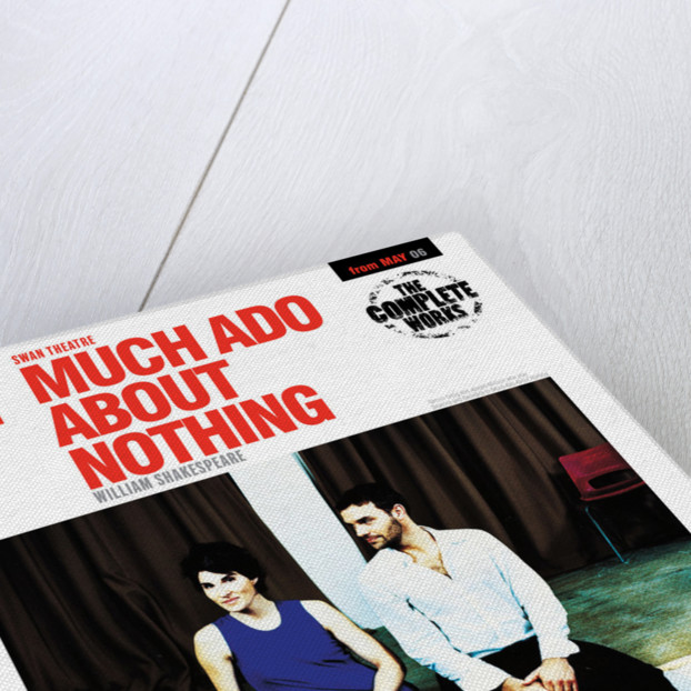 Much Ado About Nothing, 2006 by Marianne Elliott