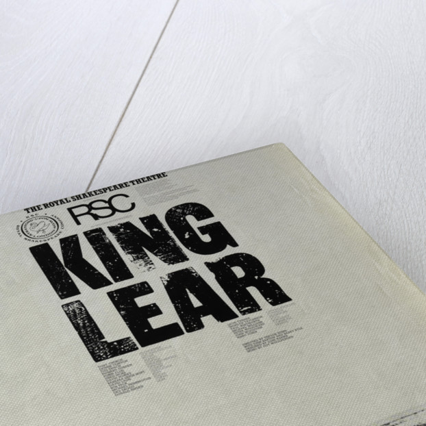 King Lear, 1976 by Trevor Nunn