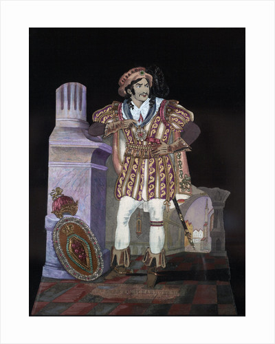 Mr. Kean as Richard III by S Johnson