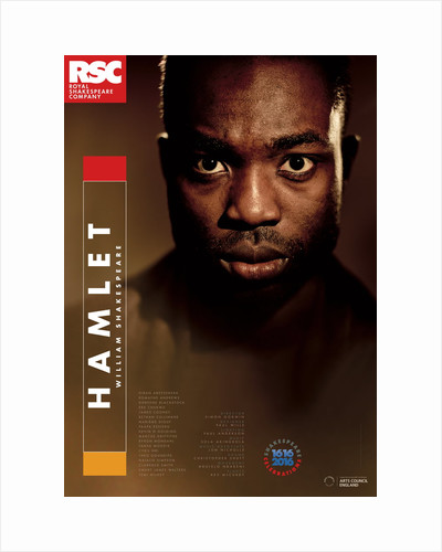 Hamlet, 2016 by Royal Shakespeare Company