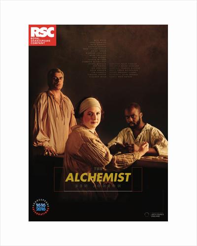 Alchemist, 2016 by Royal Shakespeare Company