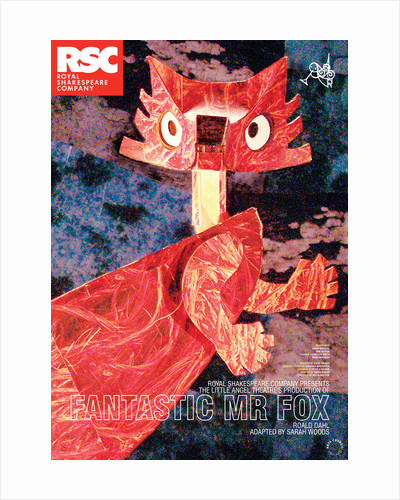 The Fantastic Mr Fox, 2007 by Steve Tiplady