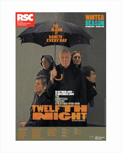 Twelfth Night, 2009 by Gregory Doran