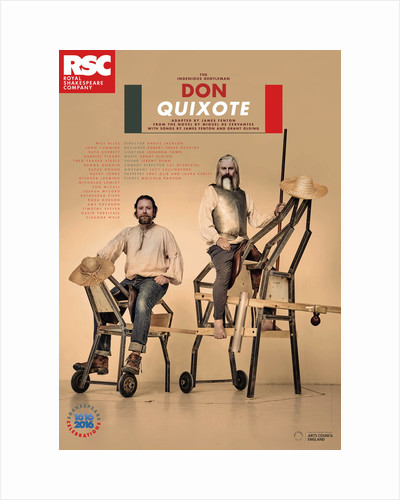 Don Quixote, 2016 by Royal Shakespeare Company